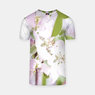 Thumbnail image of Apple Tree Blossoms T-shirt, Live Heroes