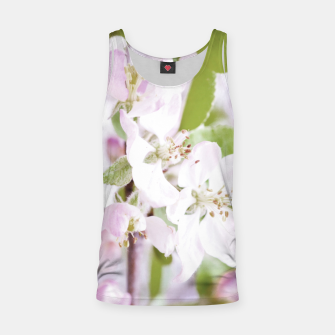 Thumbnail image of Apple Tree Blossoms Tank Top, Live Heroes
