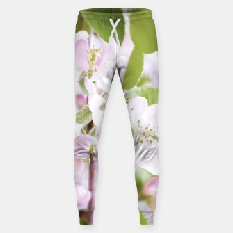Thumbnail image of Apple Tree Blossoms Sweatpants, Live Heroes