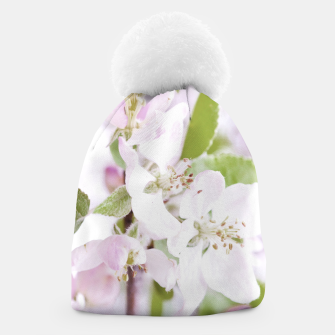 Thumbnail image of Apple Tree Blossoms Beanie, Live Heroes