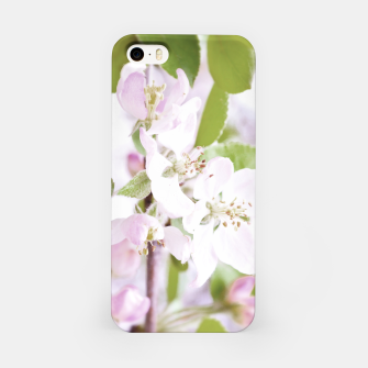 Thumbnail image of Apple Tree Blossoms iPhone Case, Live Heroes