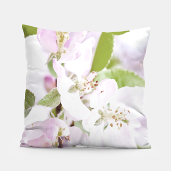 Apple Tree Blossoms Pillow miniature
