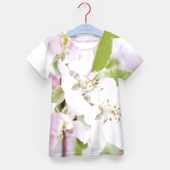 Thumbnail image of Apple Tree Blossoms Kid's t-shirt, Live Heroes
