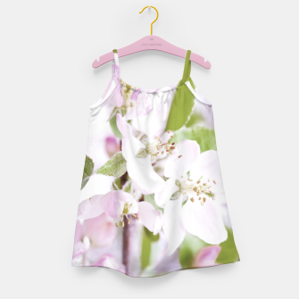Thumbnail image of Apple Tree Blossoms Girl's dress, Live Heroes
