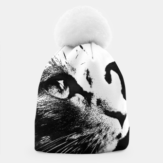 Thumbnail image of cat black&white Czapka, Live Heroes