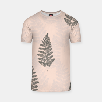 Thumbnail image of Fern .01 T-shirt, Live Heroes