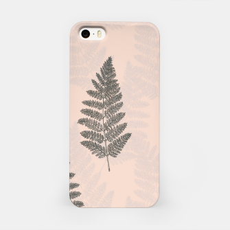Thumbnail image of Fern .01 iPhone Case, Live Heroes