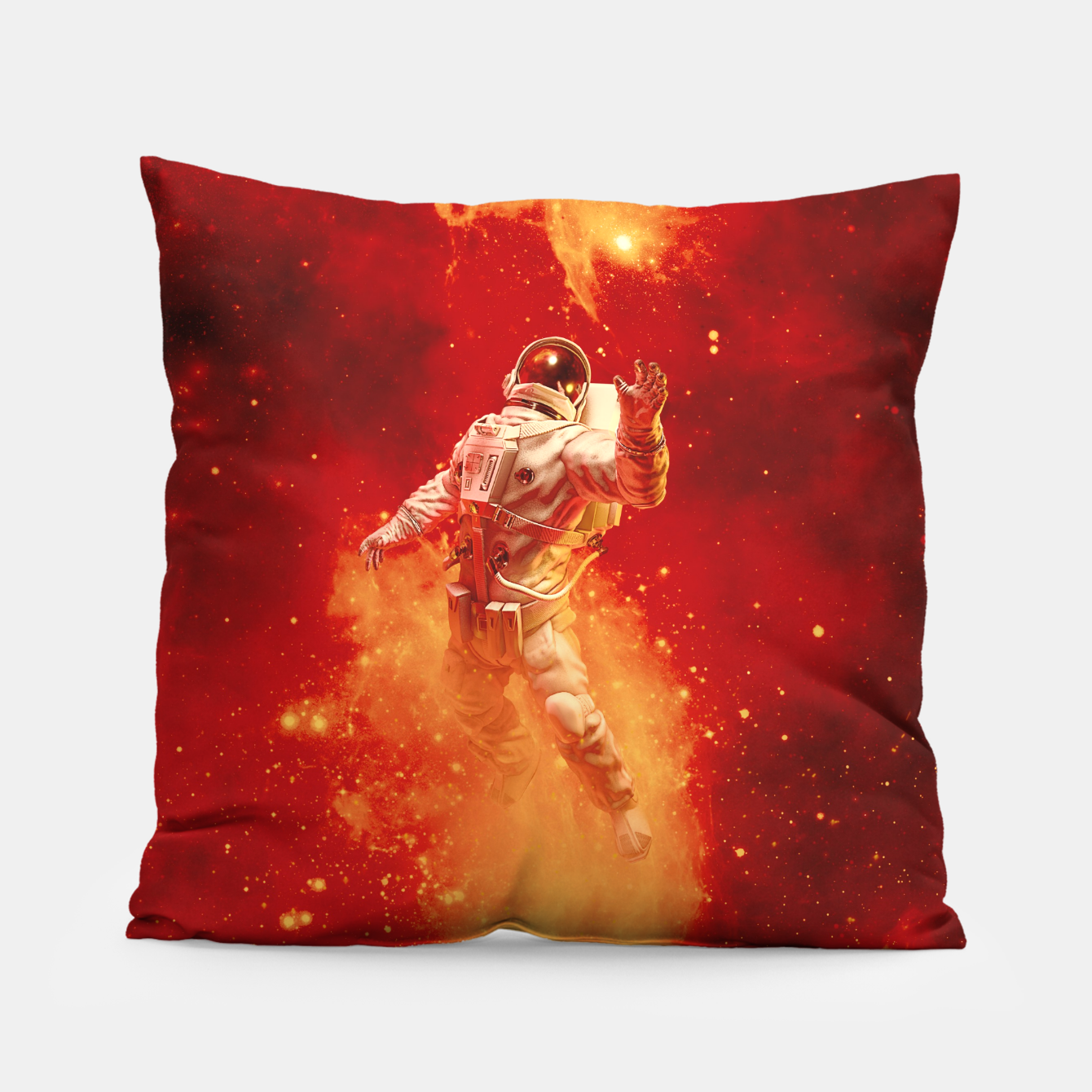 Foto Heaven In My Reach Astronaut Pillow - Live Heroes