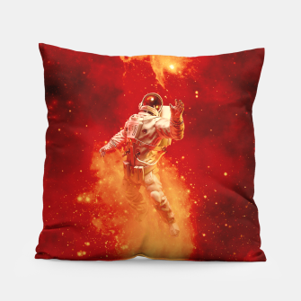 Thumbnail image of Heaven In My Reach Astronaut Pillow, Live Heroes