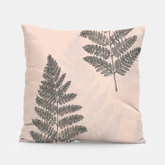 Thumbnail image of Fern .01 Pillow, Live Heroes