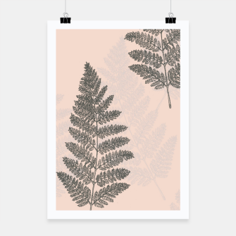 Thumbnail image of Fern .01 Poster, Live Heroes