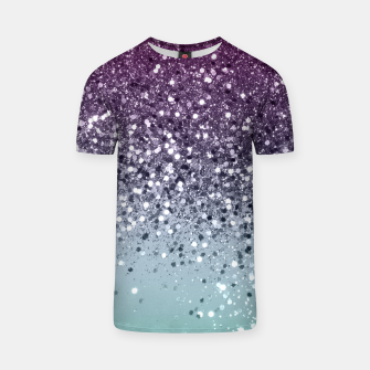 Thumbnail image of Summer Love Glitter #3 #shiny #decor #art  T-Shirt, Live Heroes