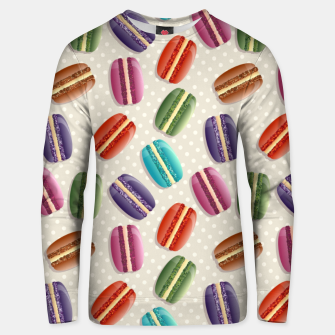 Thumbnail image of Macarons Unisex sweater, Live Heroes
