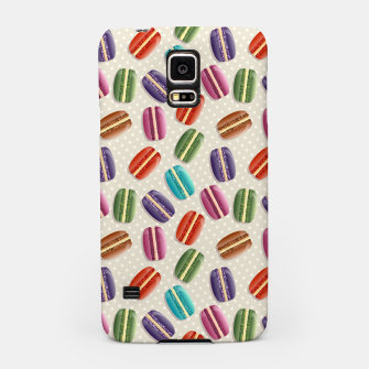 Thumbnail image of Macarons Samsung Case, Live Heroes