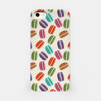 Thumbnail image of Macarons iPhone Case, Live Heroes
