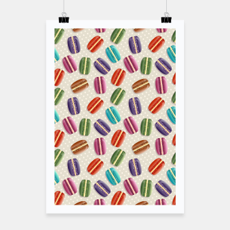 Thumbnail image of Macarons Poster, Live Heroes