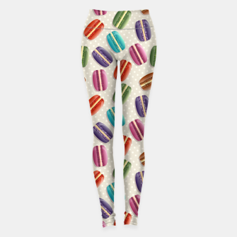 Thumbnail image of Macarons Leggings, Live Heroes