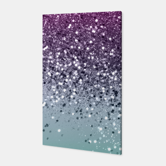 Thumbnail image of Summer Love Glitter #3 #shiny #decor #art  Canvas, Live Heroes