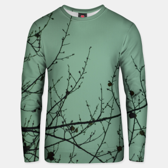 Miniaturka Branches and leaves Unisex sweater, Live Heroes