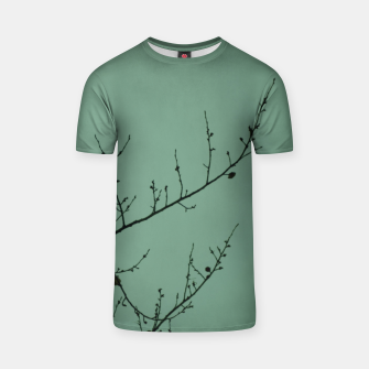 Thumbnail image of Branches and leaves T-shirt, Live Heroes