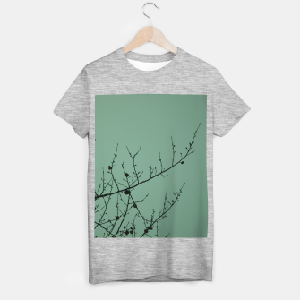 Thumbnail image of Branches and leaves T-shirt regular, Live Heroes