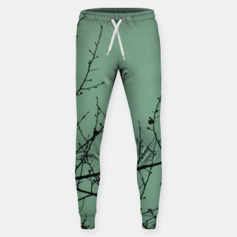 Thumbnail image of Branches and leaves Sweatpants, Live Heroes
