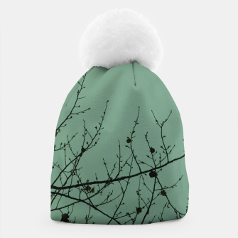 Miniature de image de Branches and leaves Beanie, Live Heroes