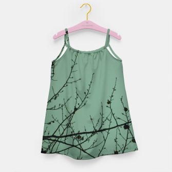 Thumbnail image of Branches and leaves Girl's dress, Live Heroes