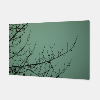 Miniatur Branches and leaves Canvas, Live Heroes