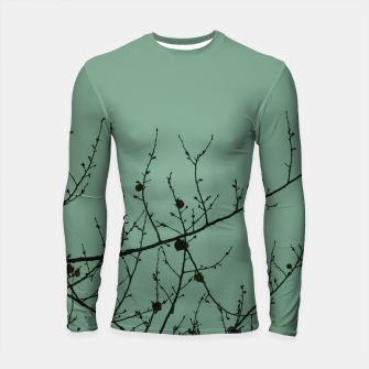 Thumbnail image of Branches and leaves Longsleeve rashguard , Live Heroes