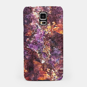 Colorful Rusty Abstract Print Samsung Case obraz miniatury