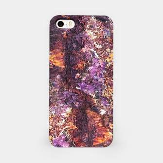 Colorful Rusty Abstract Print iPhone Case obraz miniatury