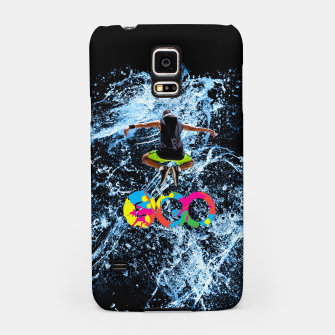 Thumbnail image of Wave of the Water Samsung Case, Live Heroes