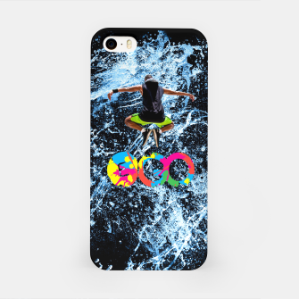Thumbnail image of Wave of the Water iPhone Case, Live Heroes