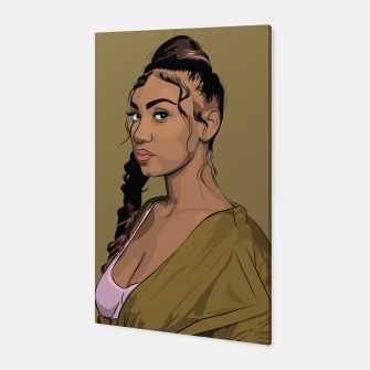 Thumbnail image of QUEENNAIJA Canvas, Live Heroes