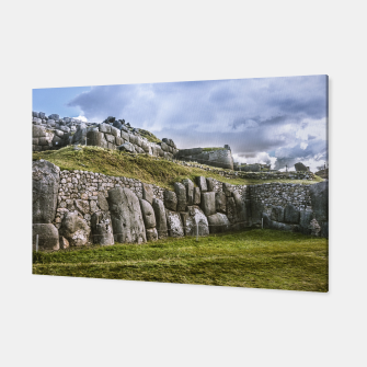 Thumbnail image of Sacsayhuaman Inca Fortress, Cusco, Peru Canvas, Live Heroes