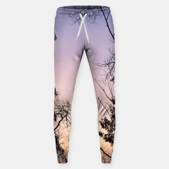 Thumbnail image of Sky colors and trees Sweatpants, Live Heroes