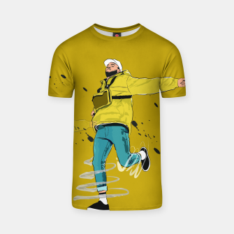 Thumbnail image of CHRIS BROWN T-shirt, Live Heroes