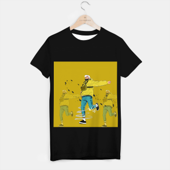 Miniaturka CHRIS BROWN T-shirt regular, Live Heroes