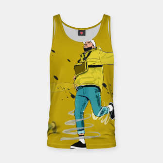 Thumbnail image of CHRIS BROWN Tank Top, Live Heroes