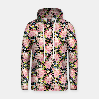 Thumbnail image of Floral Gardenscape Hoodie, Live Heroes