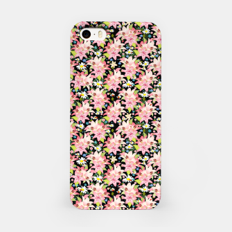 Thumbnail image of Floral Gardenscape iPhone Case, Live Heroes