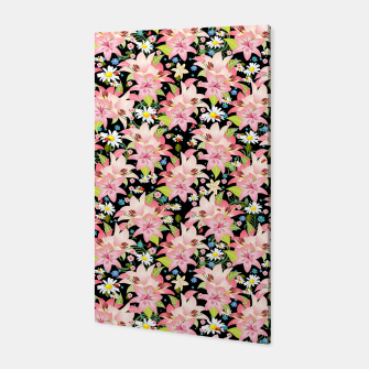Thumbnail image of Floral Gardenscape Canvas, Live Heroes