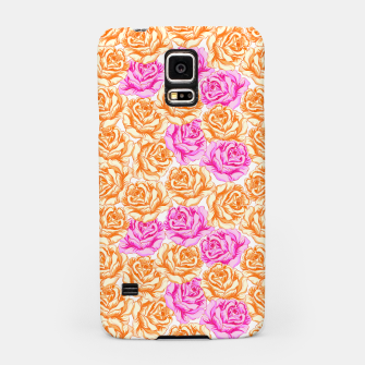 Thumbnail image of Floral Pink Roses Samsung Case, Live Heroes