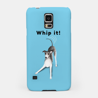 Miniature de image de Whip it! (Light Blue) Samsung Case, Live Heroes
