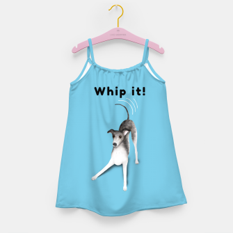 Miniature de image de Whip it! (Light Blue) Girl's dress, Live Heroes