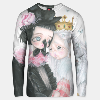 Thumbnail image of FD Unisex sweater, Live Heroes