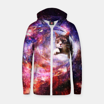 Thumbnail image of Super Cat Hoodie, Live Heroes