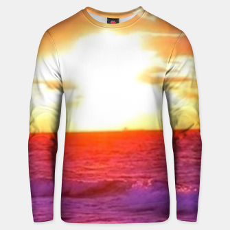 Thumbnail image of Sunset Unisex sweater, Live Heroes