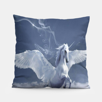 Miniatur Unicorn Pillow, Live Heroes